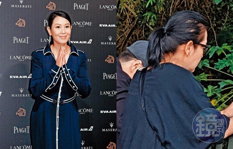 劉若英演而優則導,她執導的《後來的我們》不僅在大陸創下逾新台幣61億元票房,去年也入圍金馬最佳新導演獎。