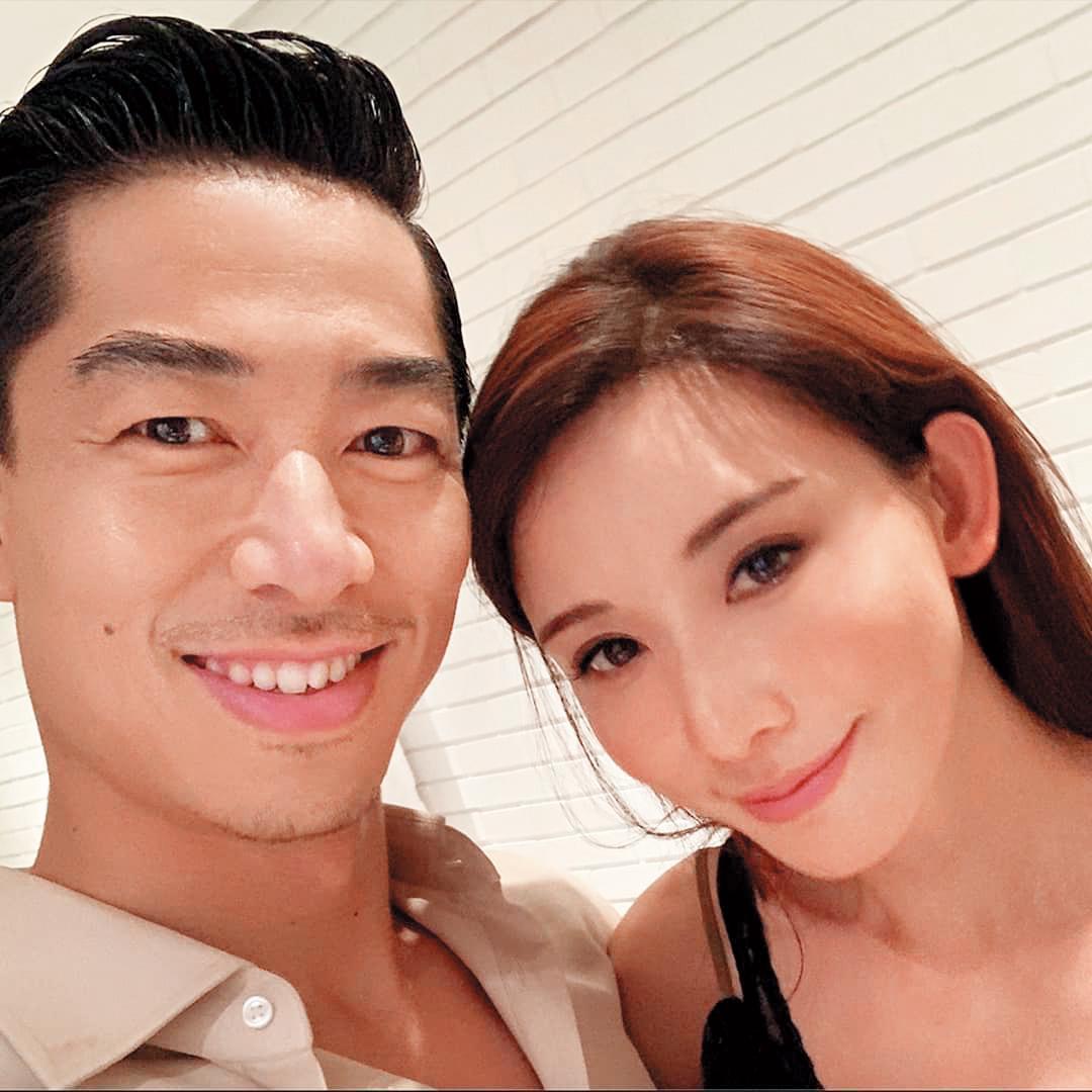 林志玲和Akira一宣布結婚後不久,林志玲便準備拚生產。(翻攝自林志玲IG)