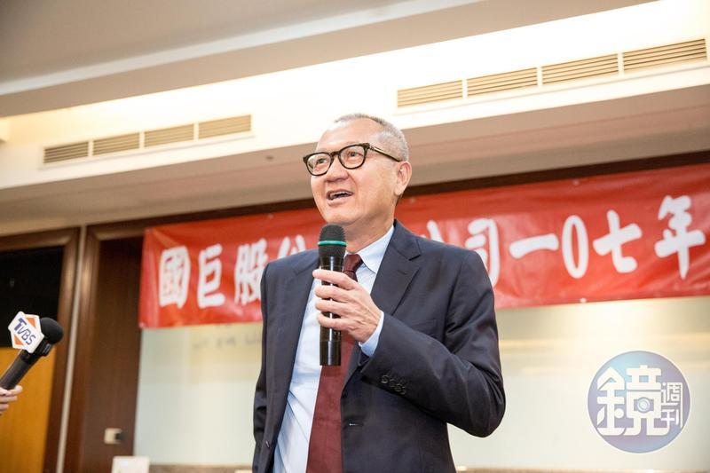 陳泰銘出手540億元收購美系同業KEMET(基美)。