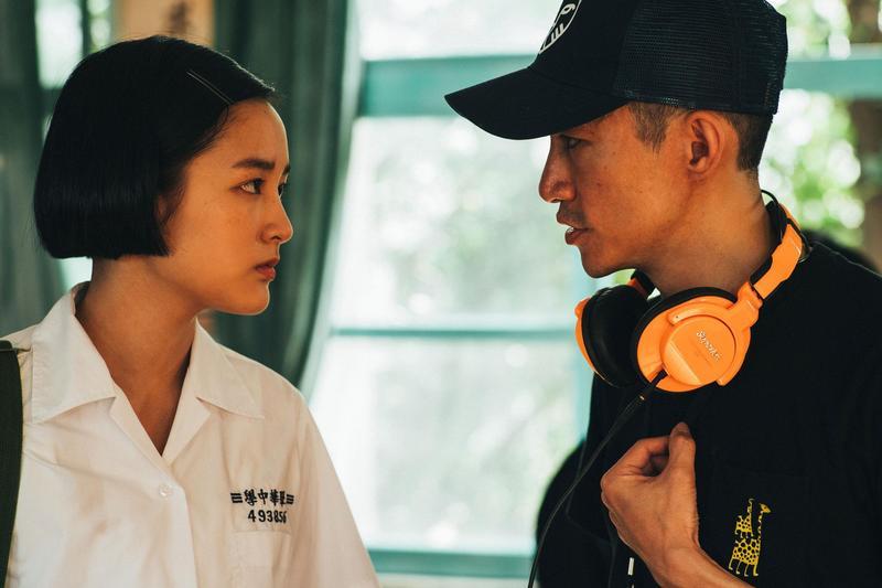 徐漢強導演的《返校》是今年台灣的代表性作品,除了滿足遊戲迷,更提醒台灣人要珍惜現在所擁有的。(金馬執委會提供)