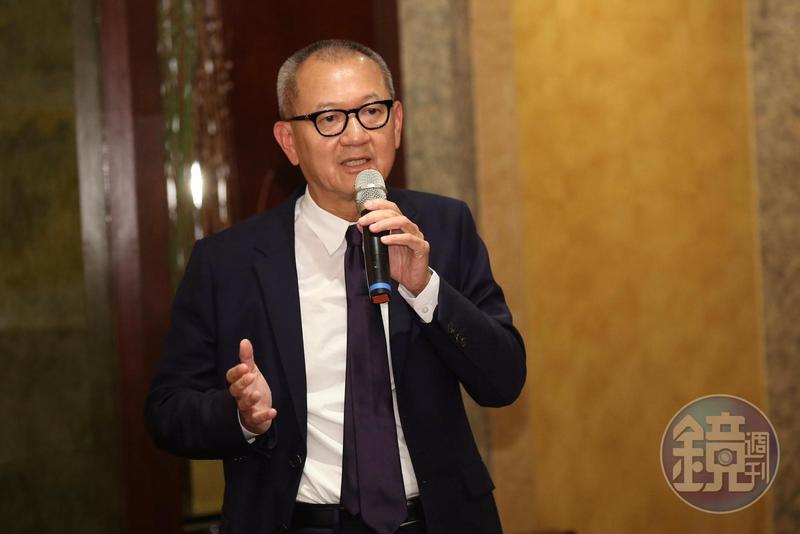 陳泰銘出手砸540億元吃下美國KEMET(基美),他談起交易成功的原因。