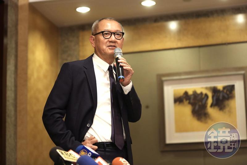 儘管受到中美貿易戰影響,國巨董事長陳泰銘透露被動元件市場需求優於預期。