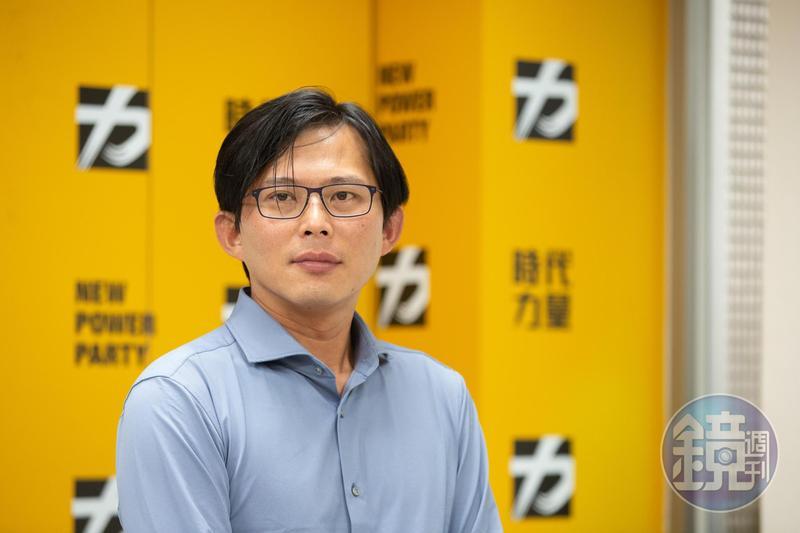 時代力量黃國昌呼籲黨中央,推舉立委候選人參戰屏東選區。