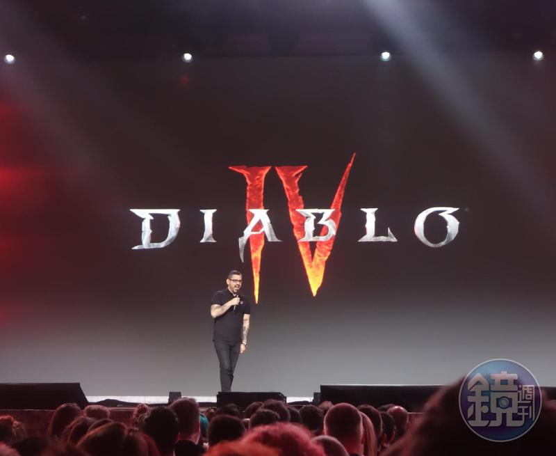 2019BlizzCon,《暗黑破壞神4》的發表讓老玩家欣喜若狂。