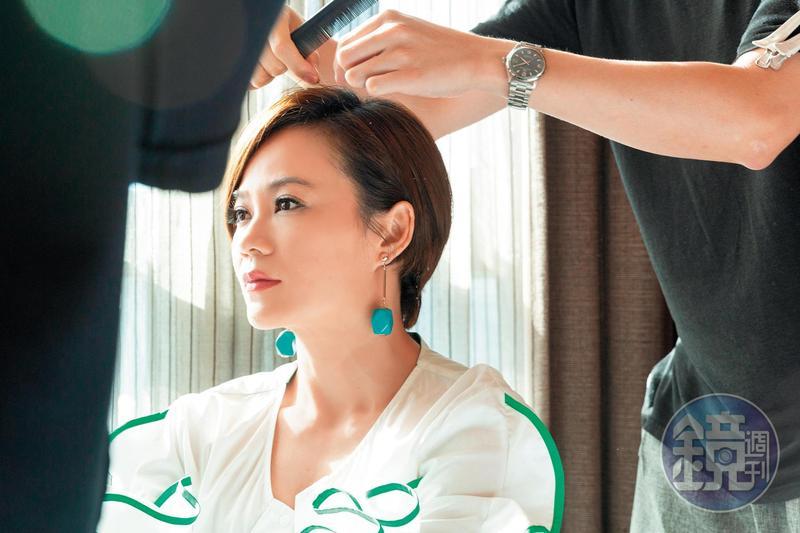 馬來西亞女星楊雁雁拍過不少國片,近日以《熱帶雨》角逐金馬影后,她在片中細膩溫柔又完全不同以往的演出,演技的多樣化令人佩服。