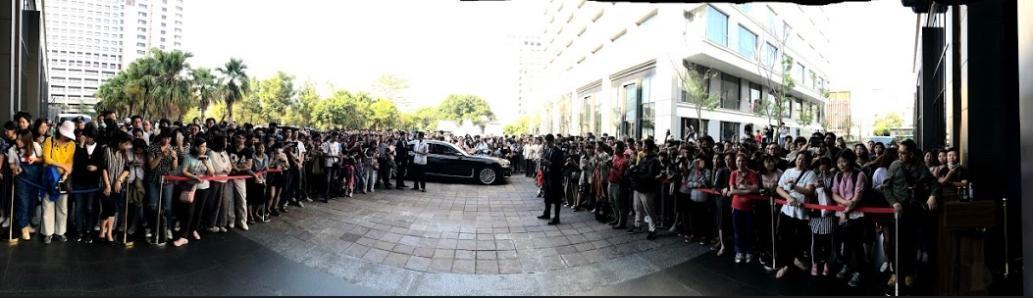 台南市府考量人潮過多,已預計下午4點起擴大封路範圍。