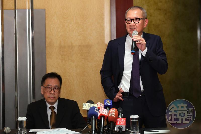 國巨董事長陳泰銘上週二(11月12日)宣布以新台幣540億元的天價吃下美商基美(KEMET)。