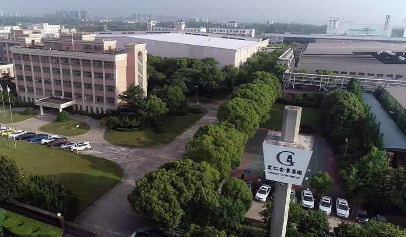 成立20多年,宏和生產基地首度曝光。