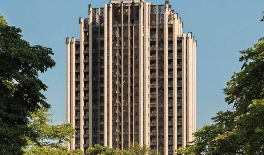 周渝民買下大安區豪宅敦南寓邸,和張震做鄰居。(翻攝自敦南寓邸官網)