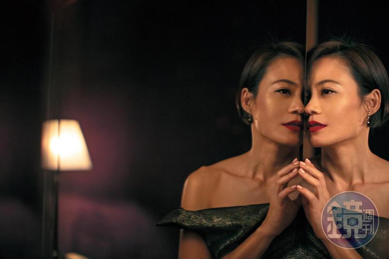 從小幻想可以在表演中 流露自己的七情六欲, 但成了演員後, 楊雁雁才發現喜歡躲在角色背後。