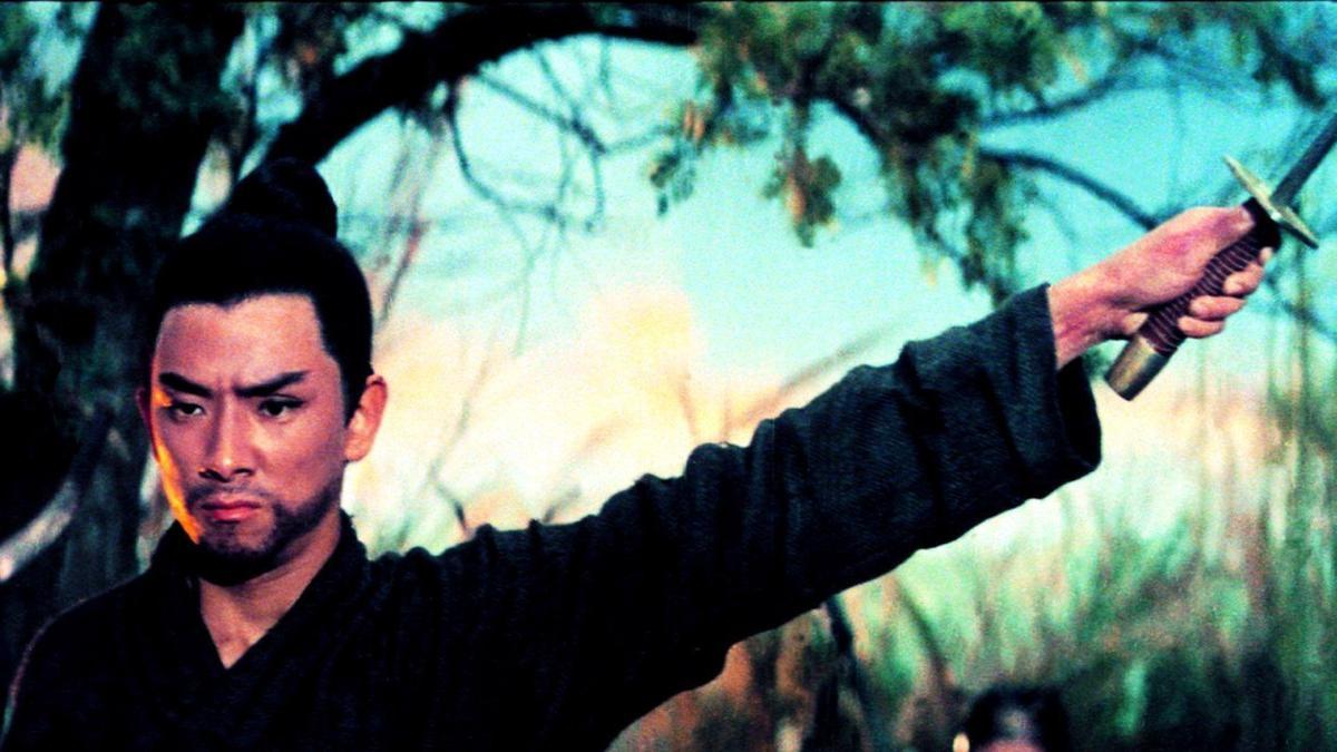 王羽的成名作《獨臂刀》。(翻攝自網路)