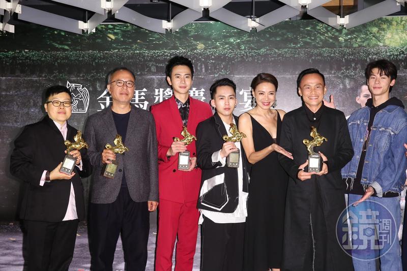 《陽光普照》獲得最佳劇情長片、男主角、男配角、最佳導演、最佳剪輯等5項大獎,加上觀眾票選最佳影片獎,共拿了6座金馬獎。