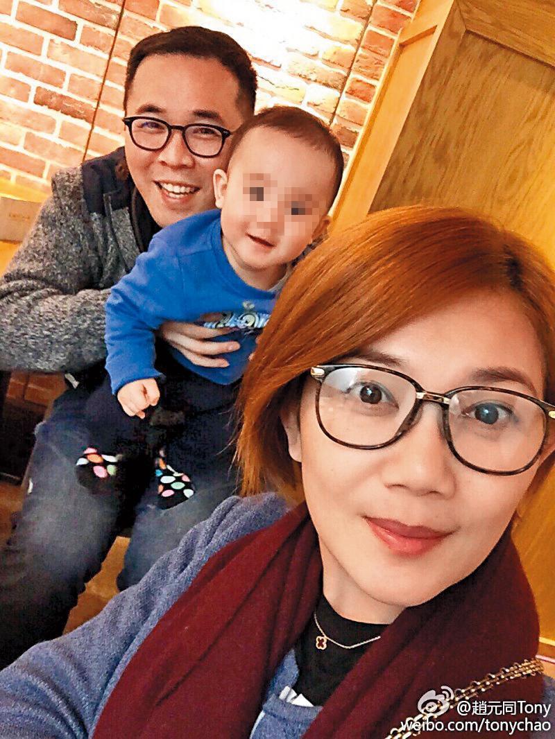 今年8月本刊爆出梁靜茹、趙元同分居,開啟了兩人的婚變風暴,而且兩人共同扶養兒子。