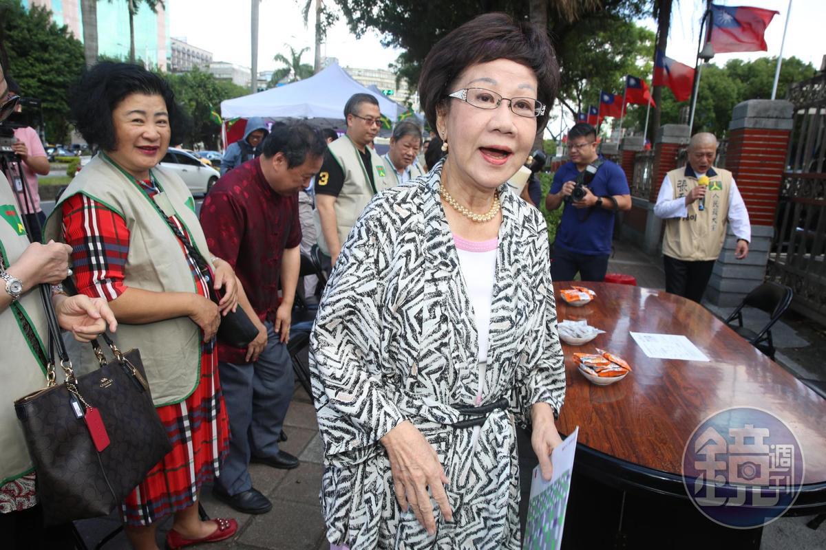 曾任副總統的呂秀蓮則在公開場合提過「有人說,愛滋病是老天看不下去的譴責。」等歧視性話語。