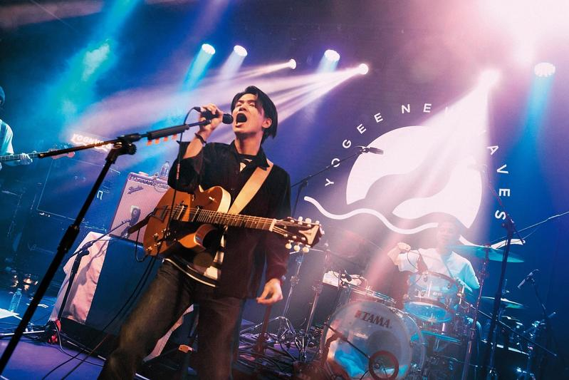 Asia Rolling音樂節今年邀請34組團隊輪番在各地Live house演出,來自日本的Yogee New Waves,表演票價僅399元。 (文化部影視及流行音樂產業局提供)