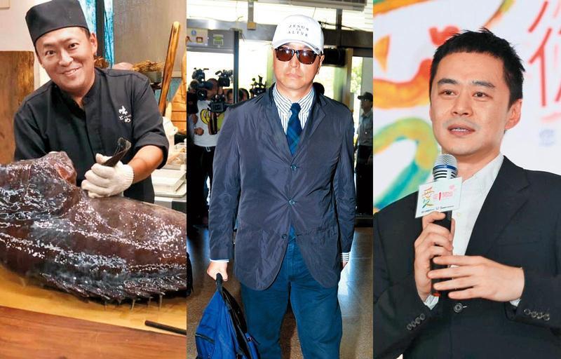 趙元同與梁靜茹簽字離婚,並在臉書上發表了「重拾平靜生活」的宣言,演藝圈內他的同路人也不少。