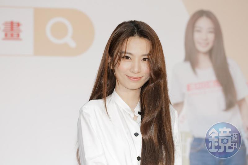 Hebe田馥甄今擔任瑪利亞基金會公益大使。