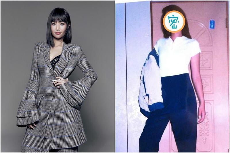 KKBOX邁入15週年,A-Lin分享年輕時,曾偷用媽媽化妝品化妝,被嘲像演歌仔戲。(KKBOX提供)