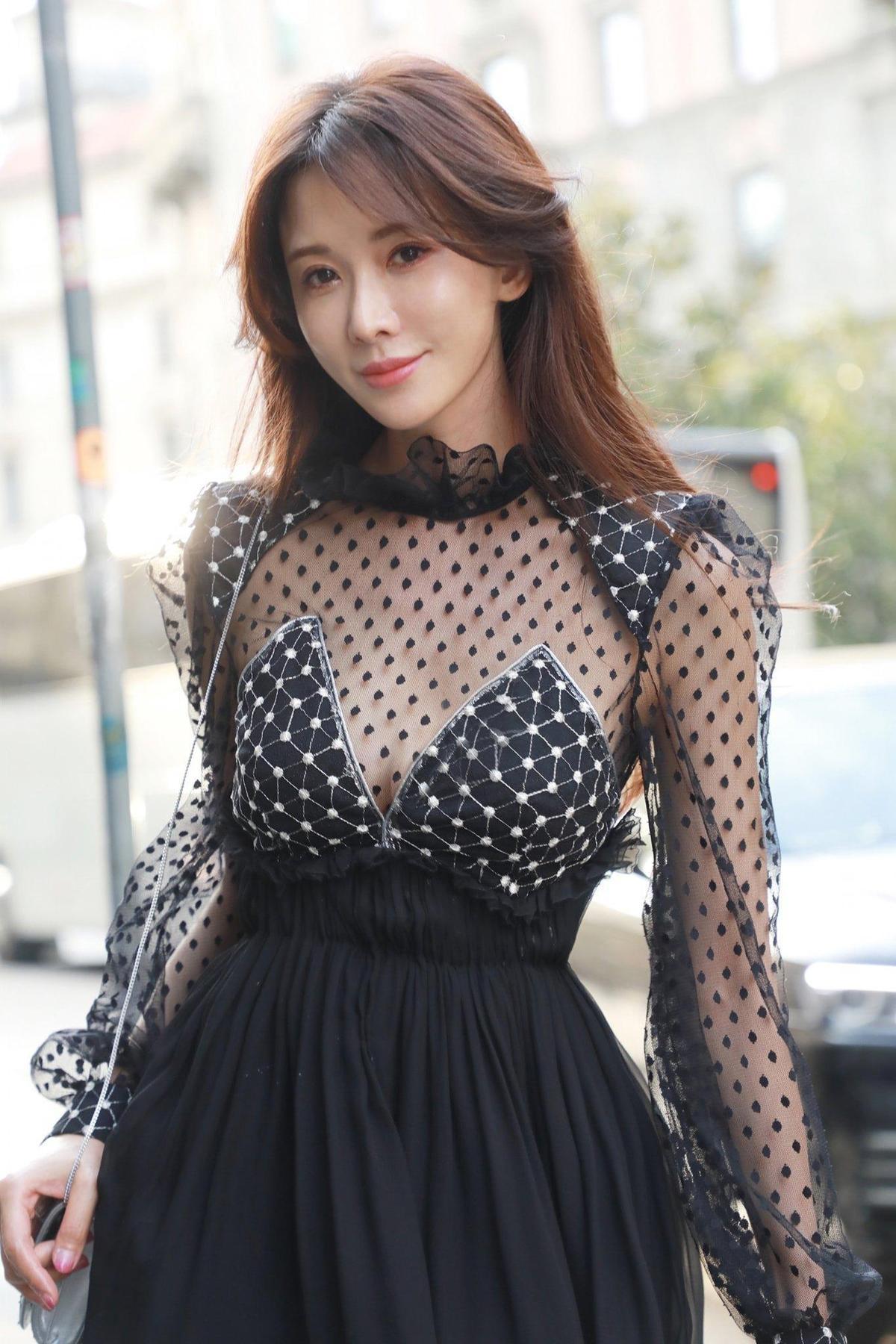 林志玲表示在婚後將以「家庭」和「慈善」為中心。(翻攝林志玲臉書)