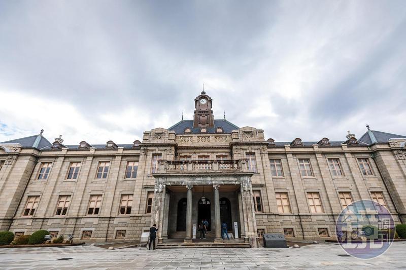 列為日本國家重要文化財的「文翔館」,曾是山形縣舊縣廳舍。