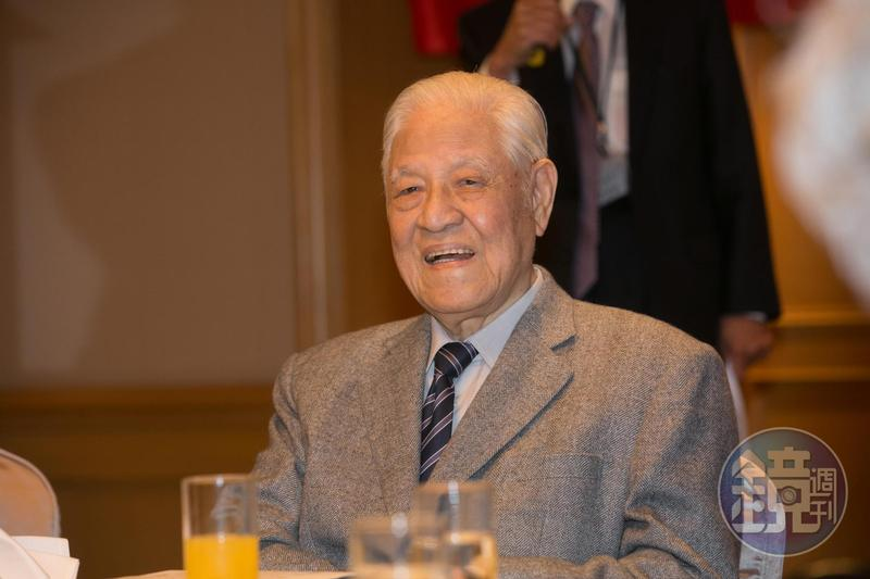 92歲的前總統李登輝獲選為日本富士產經集團主辦的「正論大獎」(正論大賞)特別獎得主。圖為本刊資料照。
