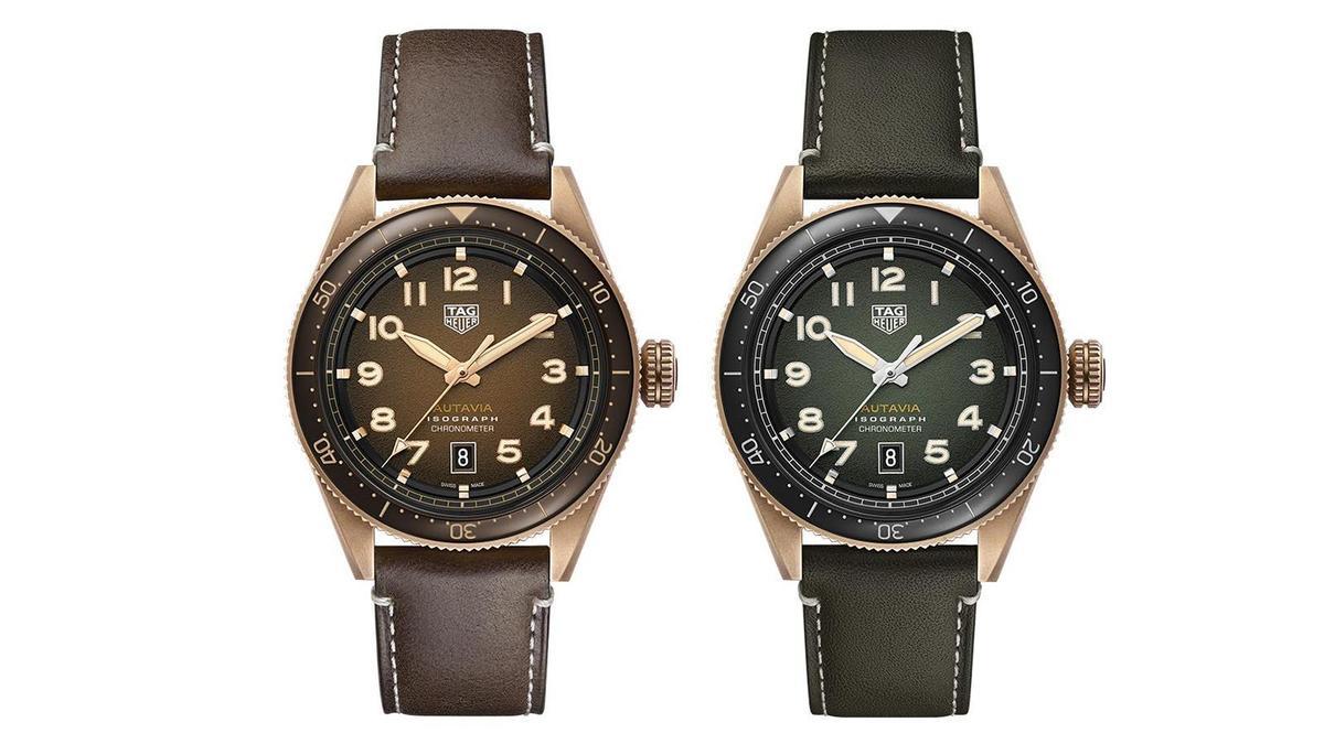 錶徑42mm、時間及日期指示、自動上鏈機芯、建議售價NT$ 141,300