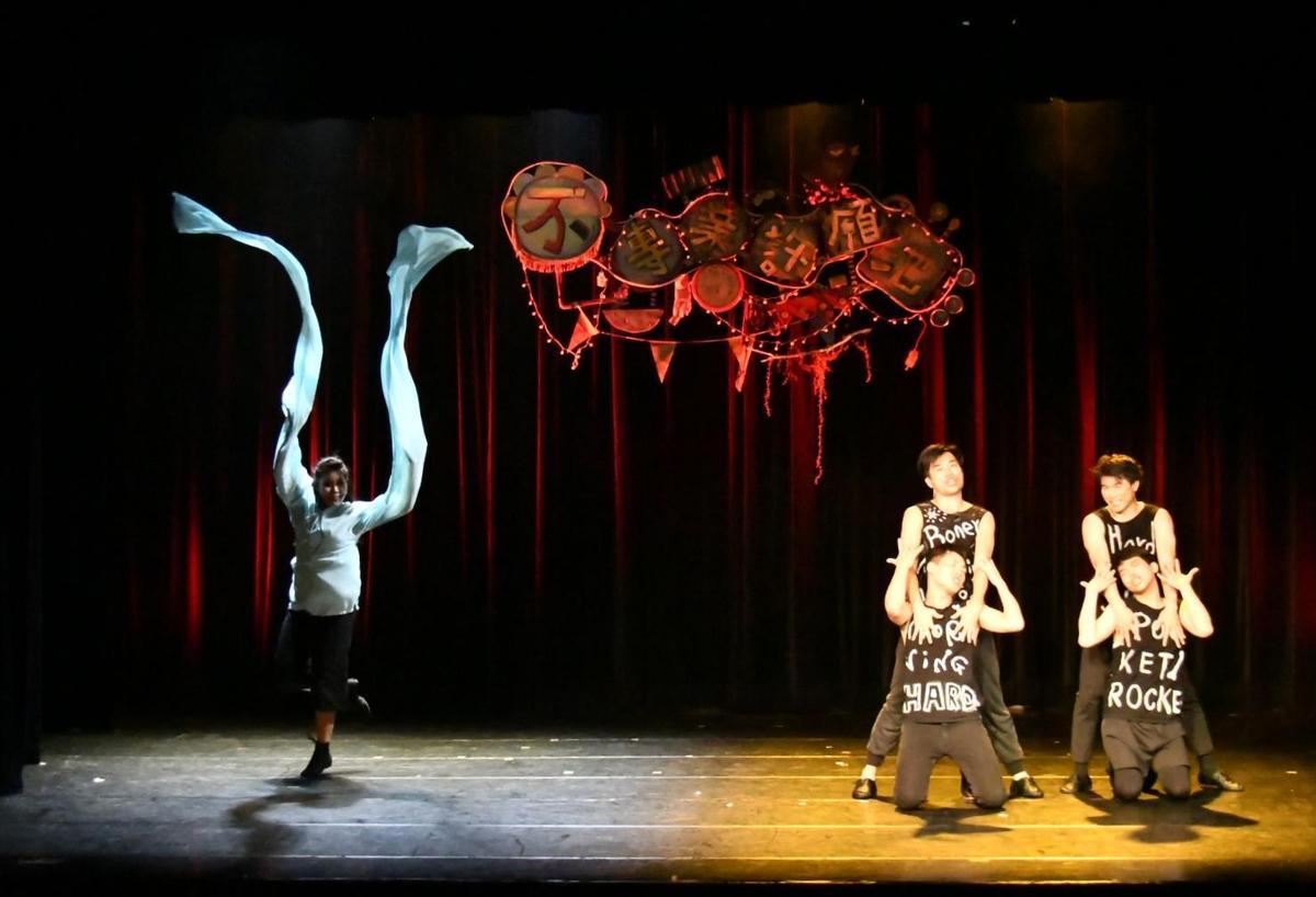 《不專業許願池》今(13日)起連續3天在文山劇場演出。(綠光劇團提供)