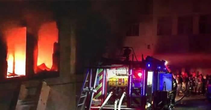 台南玉井今晨發生縱火事件,無情大火一次奪走7條寶貴性命。(翻攝自爆料公社)