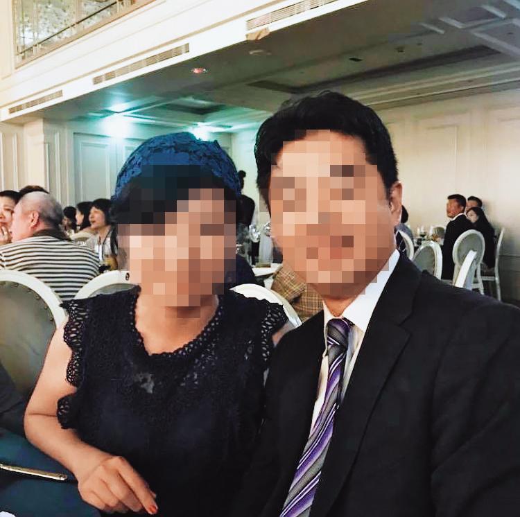 陳姓外交官與妻子3年前結婚,原本幸福美滿,未料妻子竟是昔日頂頭上司的小三,讓他無法接受。(翻攝臉書)