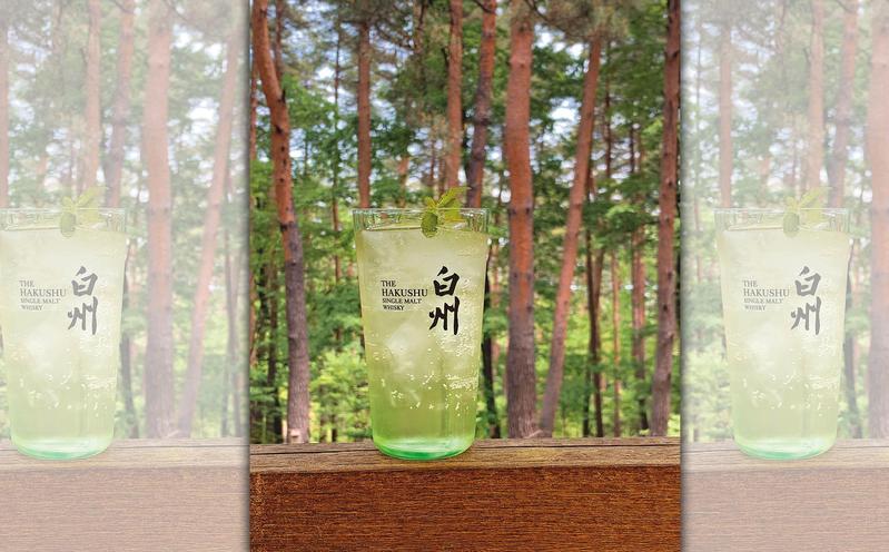 2019年底有25位酒友,幸運地可以在日本白州這個森林酒廠,調製一杯屬於自己的森香白州Highball。