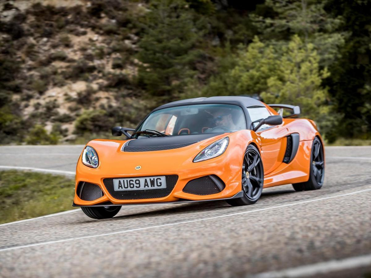 《Lotus Exige Sport 350》建議售價388 萬元起。