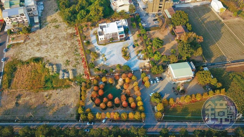 青埔宮在雲林人心中是「地方勢力」的象徵,不可撼動。