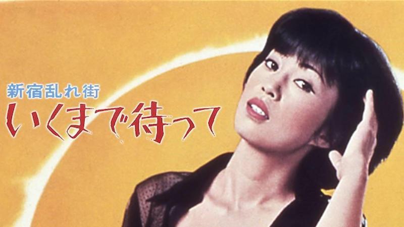 荒井晴彥於1977年以成人片《新宿亂街:前去等待》的編劇身份出道。(翻攝自video.unext.jp)