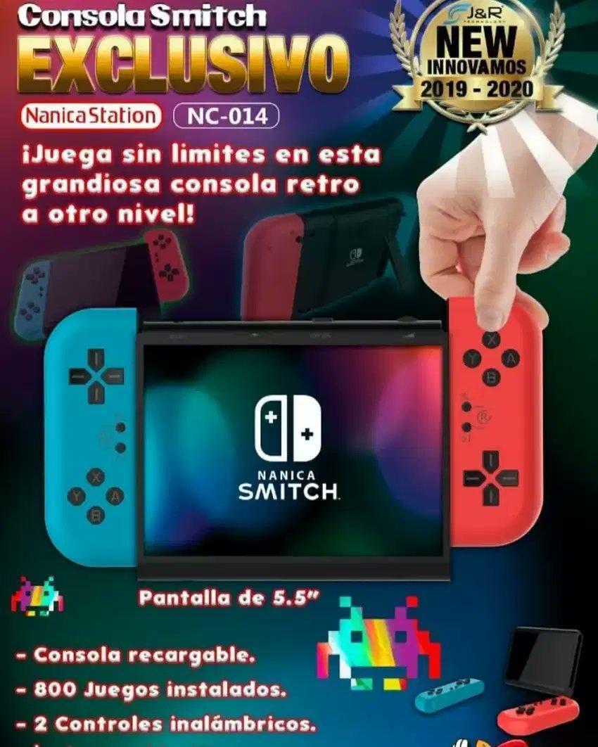 Smitch目前僅出現在哥倫比亞賣場,但難保不會出現在其他國家。(翻攝自@oleivarrudi Twitter)
