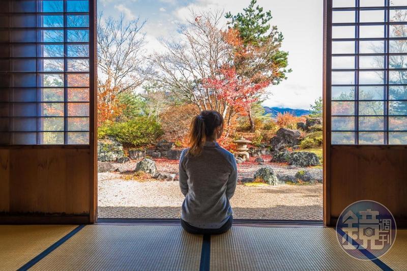 會津藩校日新館處處是讓人探索的美景。