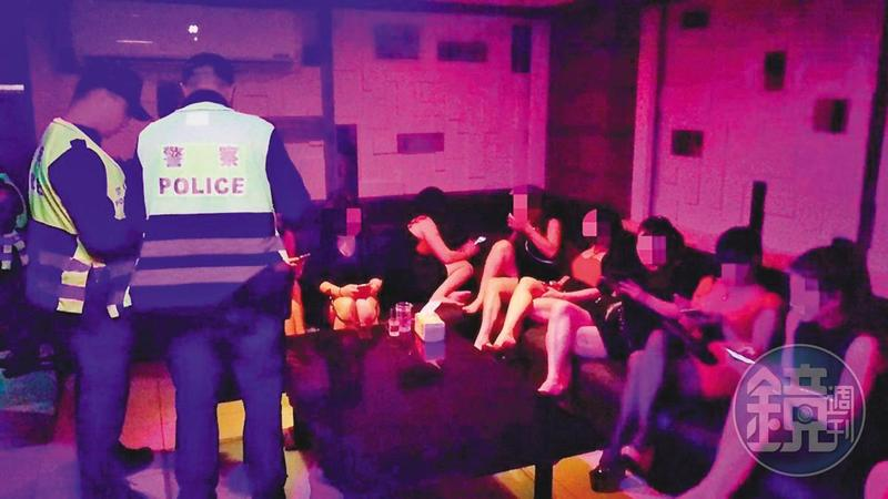 東南亞女子利用免簽優惠來台賣淫已成常態,其中變性人的比例越來越高。