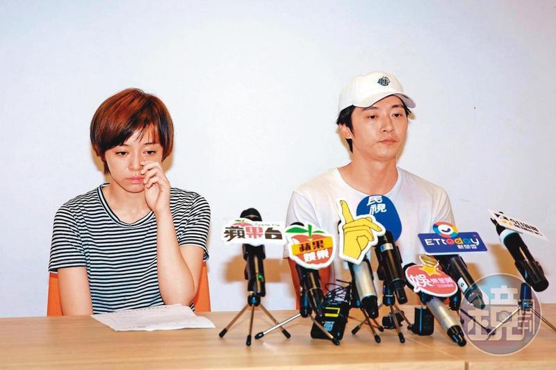 馬俊麟因為與王瞳合作傳出緋聞,開記者會向大眾道歉。(本刊資料照)