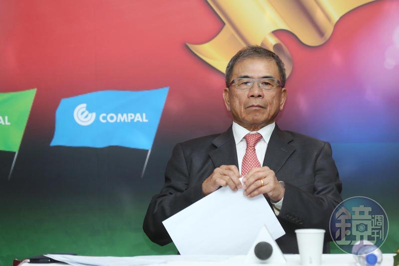 陳瑞聰身兼58家公司董事,鴻海創辦人郭台銘也尊稱他「二哥」。