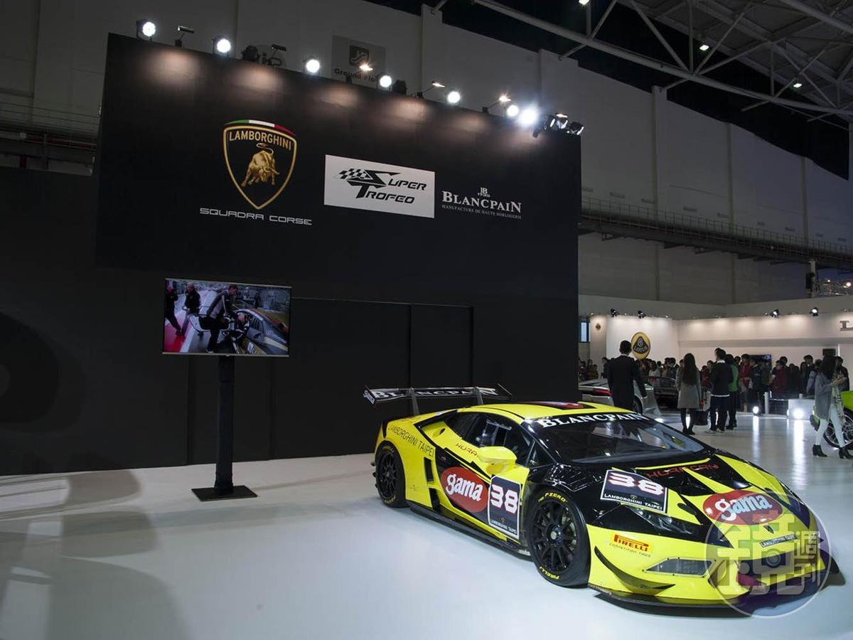 上一屆有參展的Lamborghini和Ferrari這次都沒參展。