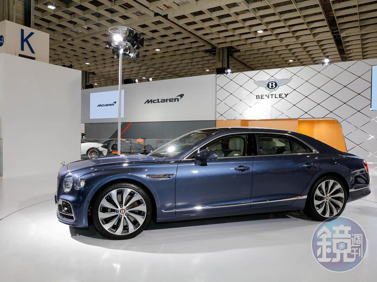 Bentley發表全新第三代的Flying Spur。