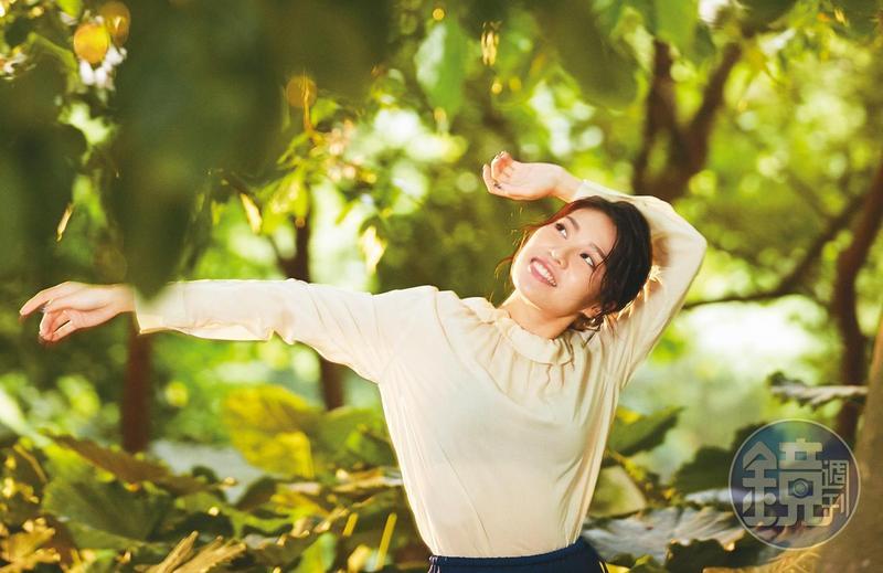 27歲的梁湘華,入行9年,演藝事業一直不順遂,直到演出《最美的風景》的阮月嬌,讓她初嘗成功滋味。