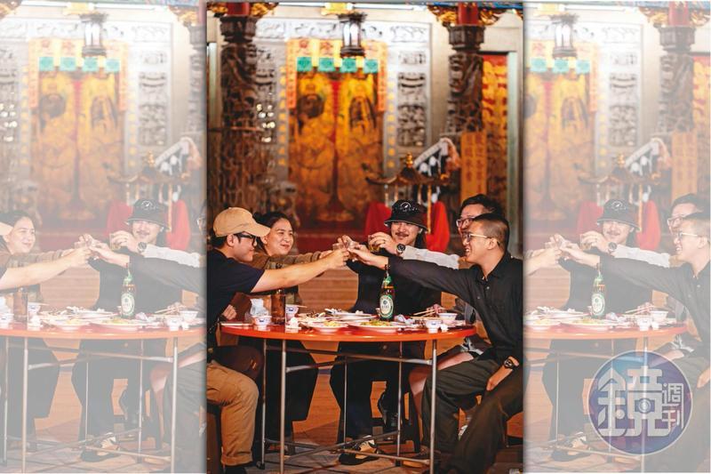 台南許多小吃店都有特定的營業時間,早到或晚來都很容易抱憾而歸。