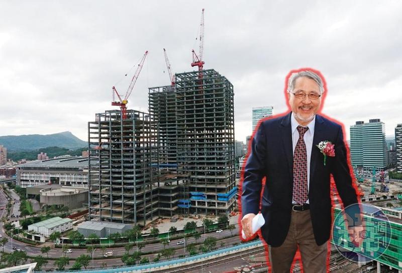 台肥董事長康信鴻被爆擺爛,遲不處理南港C2開發案的變更設計及追加預算案,恐導致C2工程延宕。