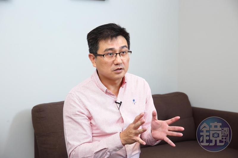 量價高手楊雲翔靠當沖獲利,交易策略是先求高勝率,再求收益率。
