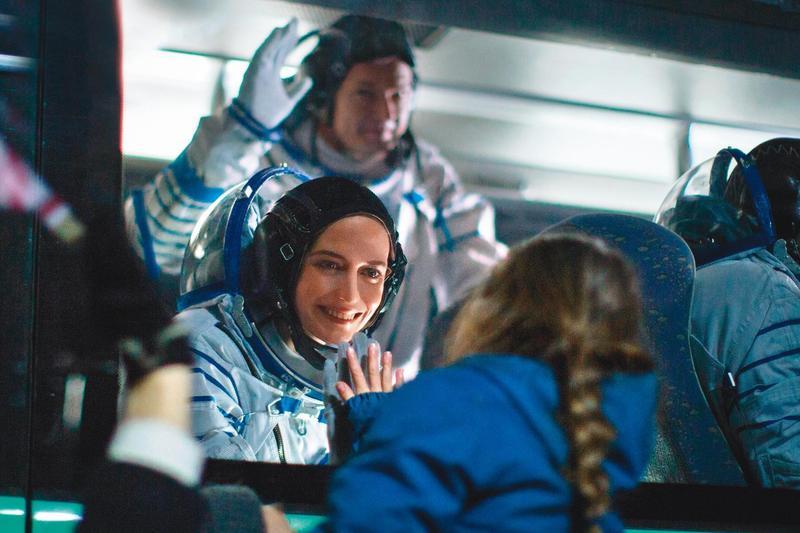 雖然主角是一名太空人,但電影並非科幻片,闡述的是性別意識未真正鬆綁下單親職業女性的困境。(采昌提供)