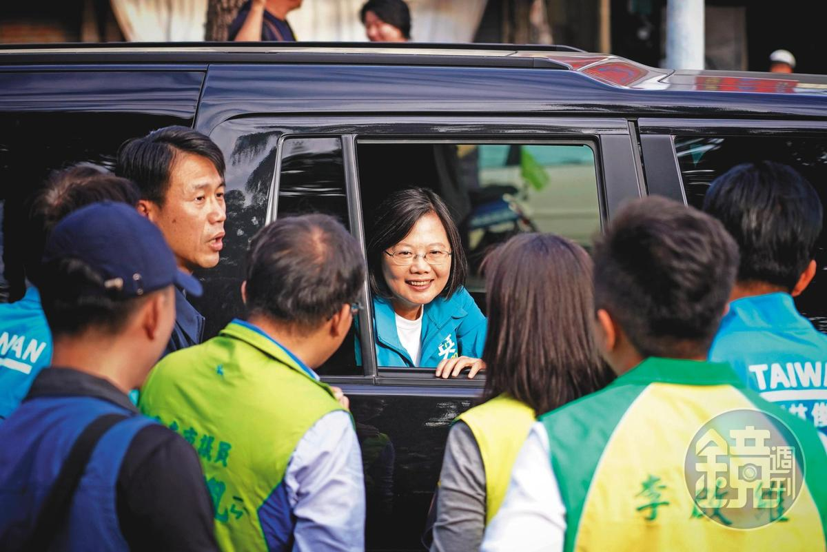 民進黨總統候選人蔡英文陣營選前之夜將在台北、新北、台中、高雄舉辦造勢晚會,蔡將出席台北、高雄2場。