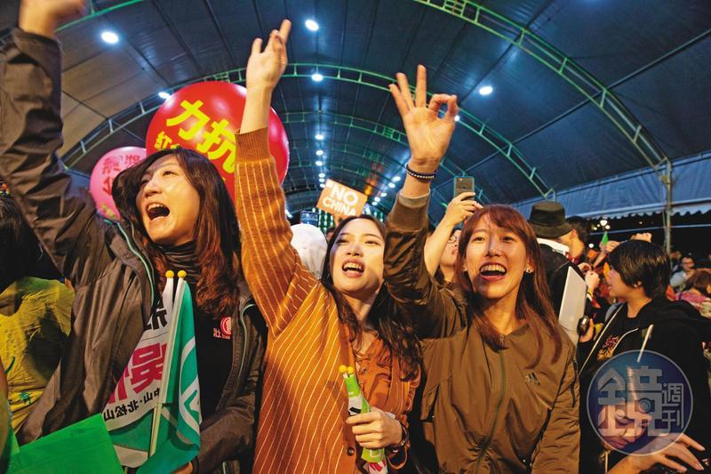 蔡英文陣營評估青年投票率若衝高,對總統、立委選情都有加分效果。