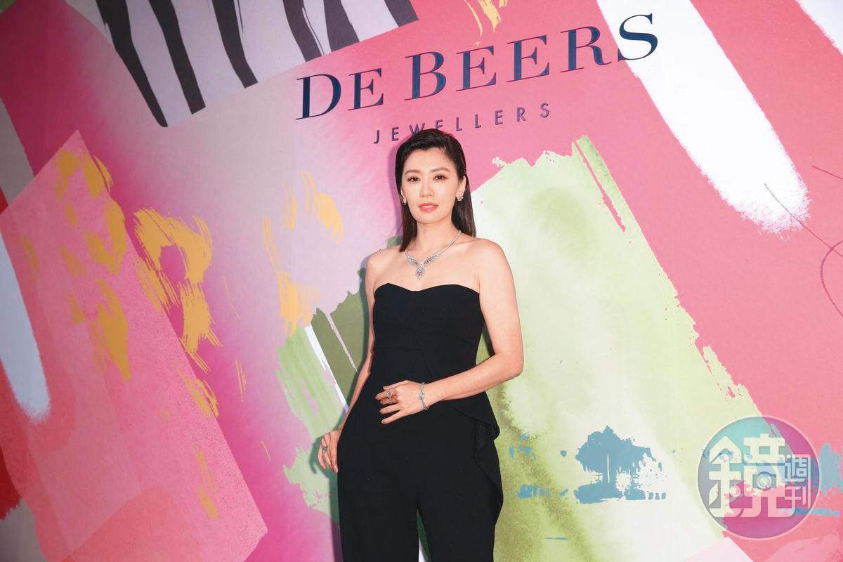 賈靜雯曾控訴前夫孫志浩會對她動手、拉拉扯扯,最後離婚。