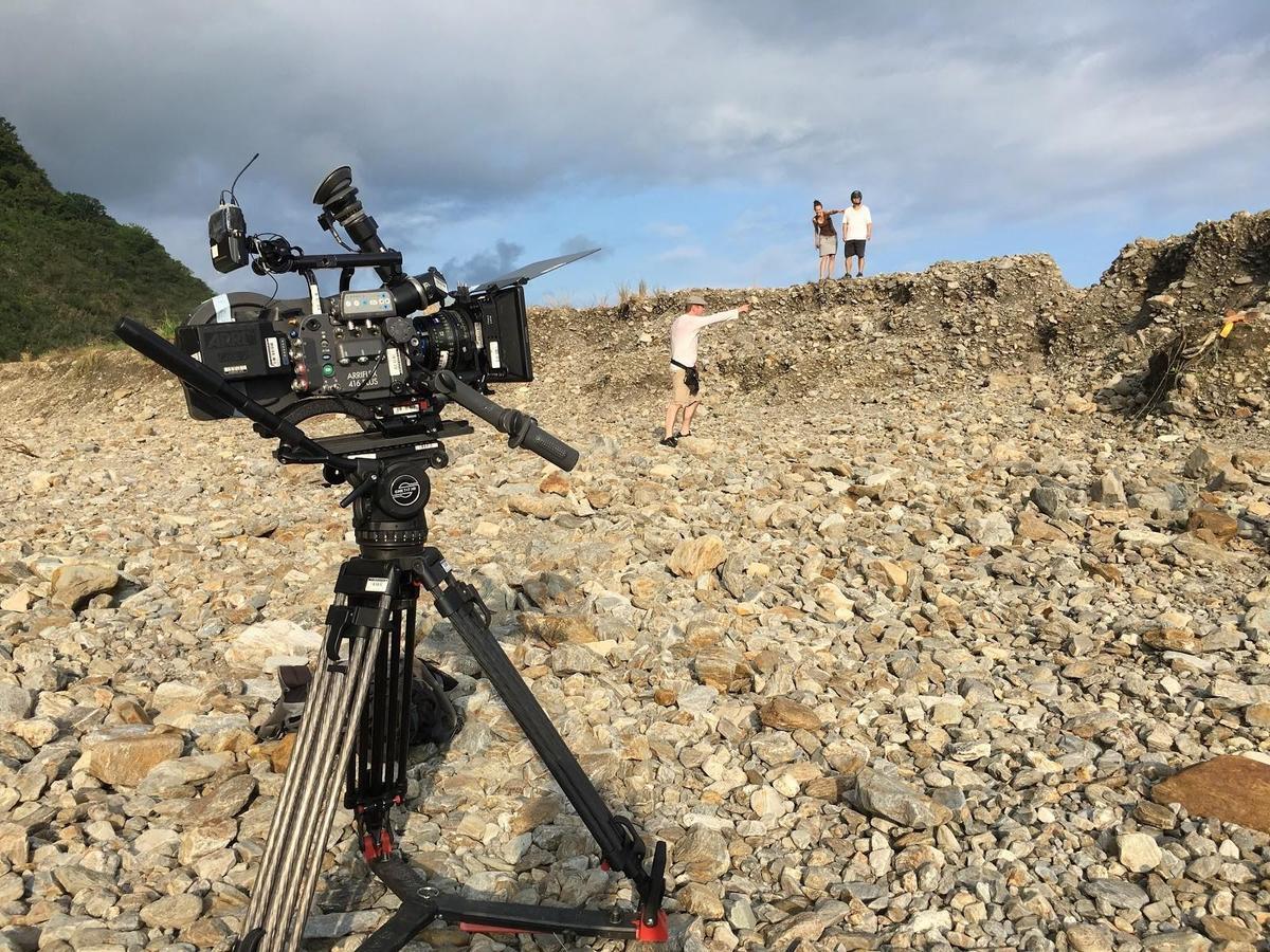 妮可認為,凝定的鏡頭給予被拍攝者很大的空間和自由,她只要專注觀察就能捕捉到生活的當下。(妮可富格勒提供)