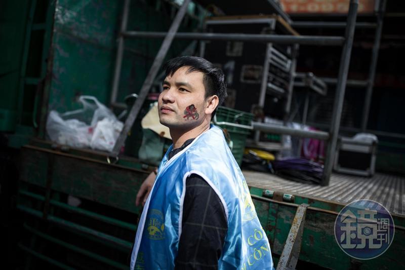 越南籍移工阮越高(阿高),是越南工會的核心幹部,他在台灣替20萬名同鄉爭取權益。